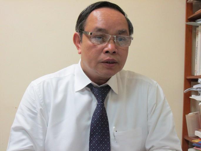 Thẩm phán nói về sức ép trong phiên tòa xử ông Đinh La Thăng và đồng phạm - Ảnh 1.