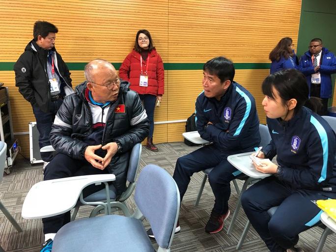 AFC viết: Xuân Trường từng muốn đấm thủ môn U23 Hàn Quốc - Ảnh 2.