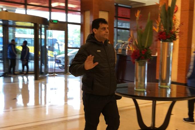HLV Iraq: Tôi chưa có thời gian xem U23 Việt Nam thi đấu - Ảnh 2.