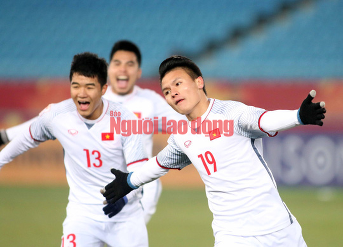 Báo Nhật bị sốc bởi U23 Việt Nam - Ảnh 1.