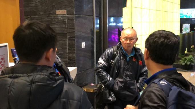 Trợ lý tiết lộ vì sao HLV Park Hang Seo cấm học trò khóc? - Ảnh 2.