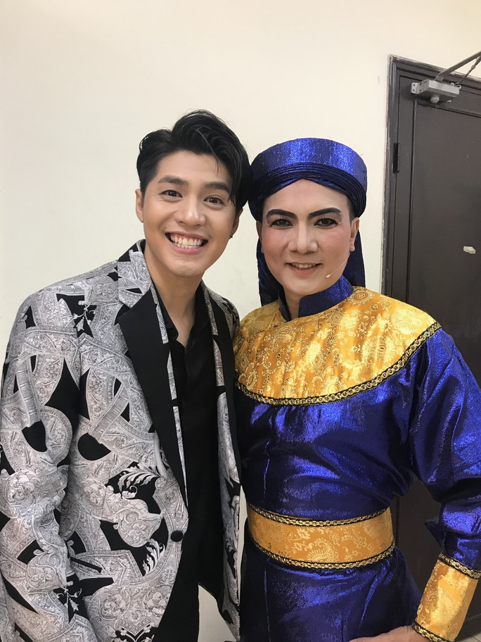Noo Phước Thịnh mê đắm Câu thơ yên ngựa trên sân khấu Mai Vàng - Ảnh 6.