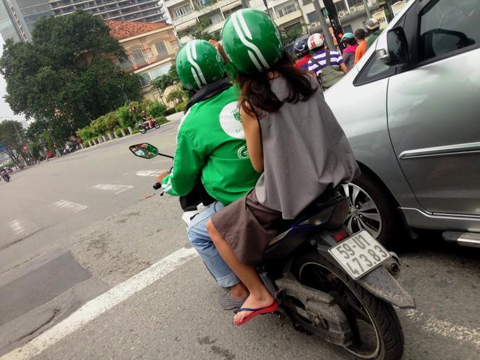Grab Việt Nam và tài xế liên tiếp bất đồng - Ảnh 1.