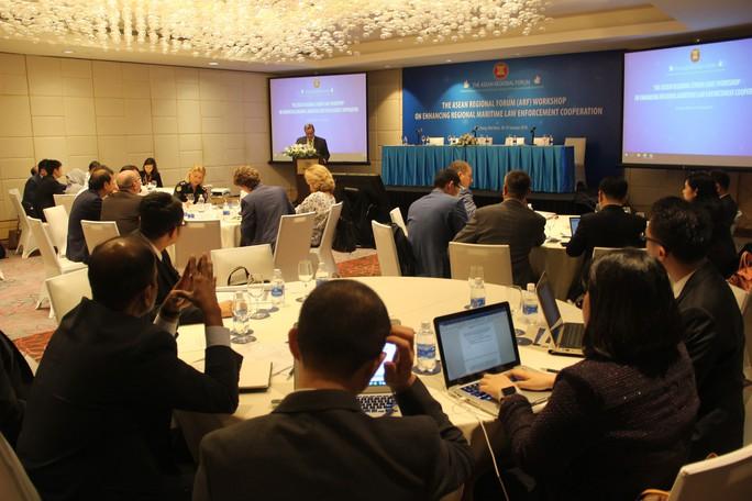 ASEAN - Úc - EU tìm giải pháp hợp tác trên biển - Ảnh 1.