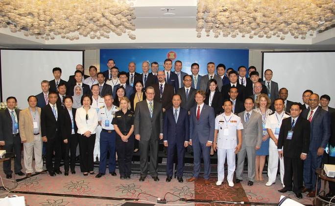 ASEAN - Úc - EU tìm giải pháp hợp tác trên biển - Ảnh 2.