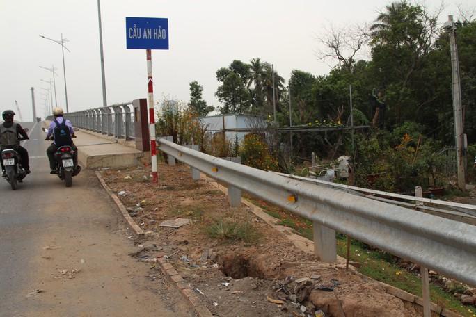 Cảnh loạn xà ngầu ở BOT cầu Đồng Nai - Ảnh 9.