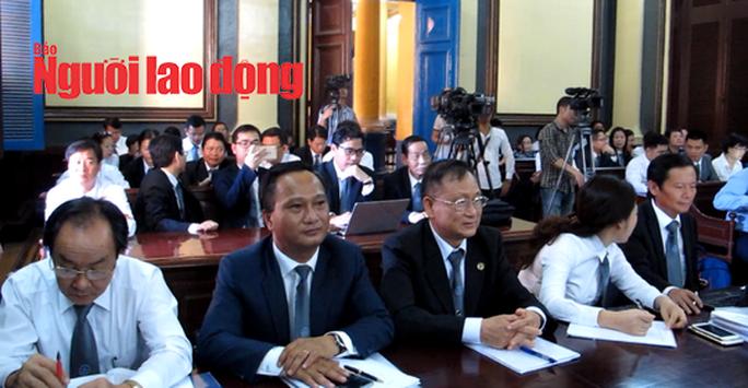 Hơn 70 luật sư tham gia phiên tòa xử ông Trầm Bê - Ảnh 1.