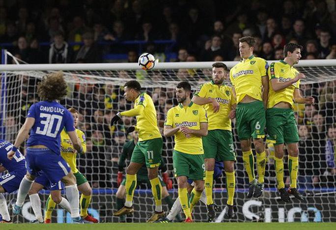 9 cầu thủ Chelsea thắng khó Norwich City ở FA Cup - Ảnh 2.