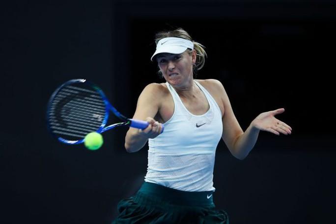 Sharapova lọt vào bán kết Giải Thâm Quyến mở rộng - Ảnh 1.
