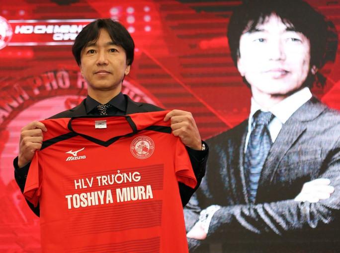 Công Vinh: HLV Miura sẽ hạnh phúc ở CLB TP HCM - Ảnh 2.