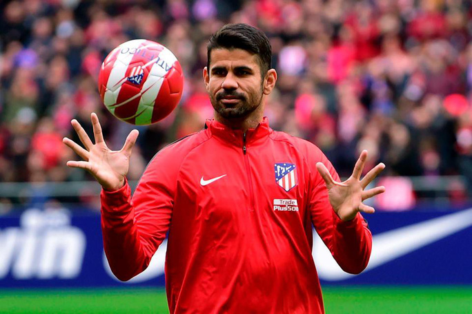 Atletico Madrid ra mắt cùng lúc 2 ngôi sao tấn công - Ảnh 3.