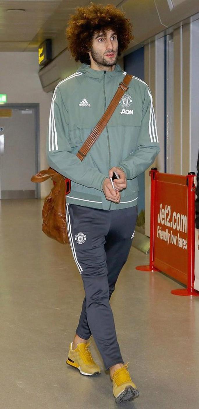 Bất chấp đề nghị của Mourinho, Fellaini quyết ra đi - Ảnh 1.