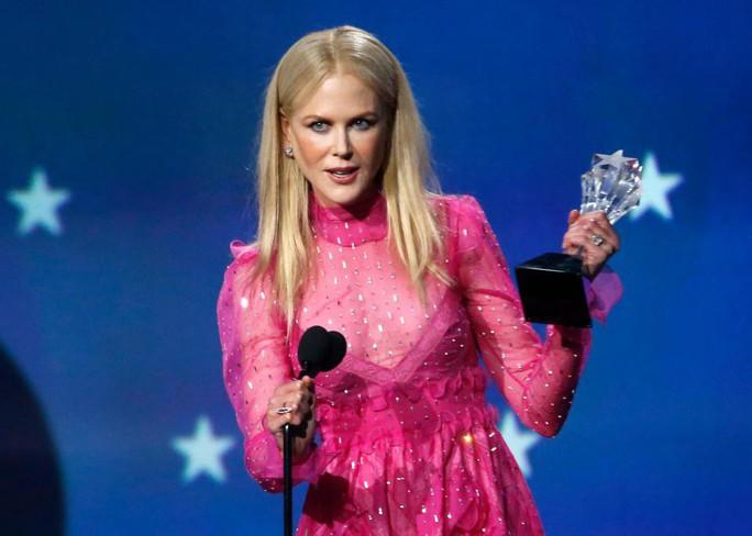 Nicole Kidman lại được vinh danh giải thưởng - Ảnh 1.