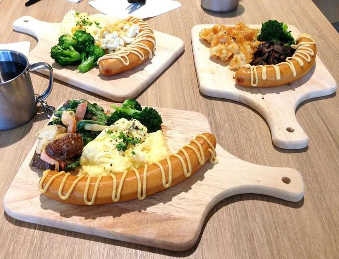 Khu ăn uống sang trọng khó tin của ĐHQG Singapore - Ảnh 6.