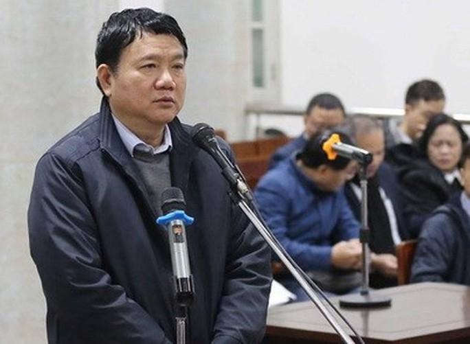 Ông Đinh La Thăng nhắc tới lời của Tổng Bí thư khi tự bào chữa - Ảnh 1.