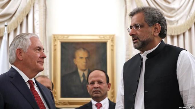 Quan hệ Pakistan - Mỹ lao dốc - Ảnh 1.