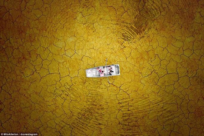 20 bức ảnh ấn tượng nhất 2017, chụp từ máy bay không người lái - Ảnh 4.