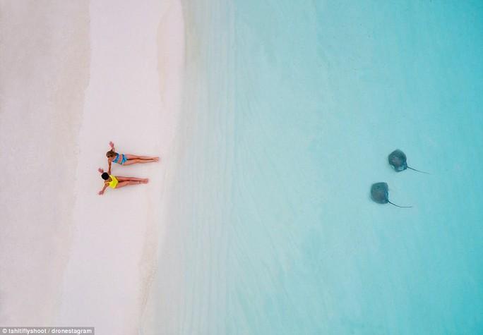 20 bức ảnh ấn tượng nhất 2017, chụp từ máy bay không người lái - Ảnh 7.