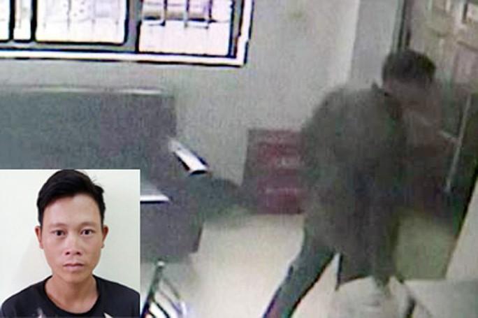 Truy nã đối tượng trộm iPhone 7 Plus của hàng xóm - Ảnh 1.