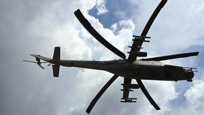 Syria: 7 máy bay Nga bị phá hủy trong vụ pháo kích - Ảnh 2.