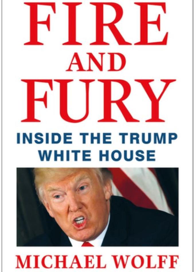 Sách về nhà Trump ra sớm bất chấp Nhà Trắng ngăn chặn - Ảnh 1.