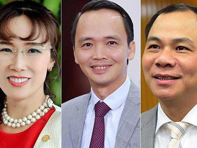 Bất ngờ từ 5 người giàu nhất sàn chứng khoán - Ảnh 1.