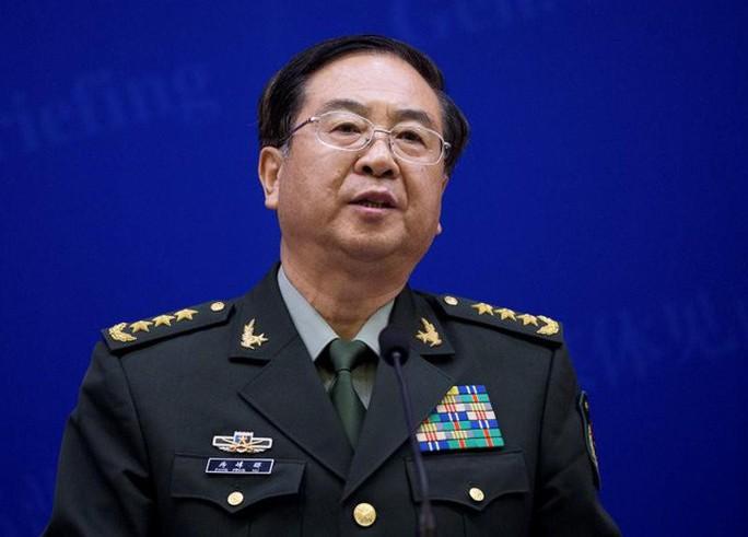 Cựu tổng tham mưu trưởng quân đội Trung Quốc sắp bị khởi tố - Ảnh 1.