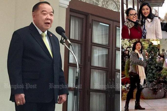 Thái Lan dọa trảm quan chức không dẫn độ bà Yingluck - Ảnh 1.