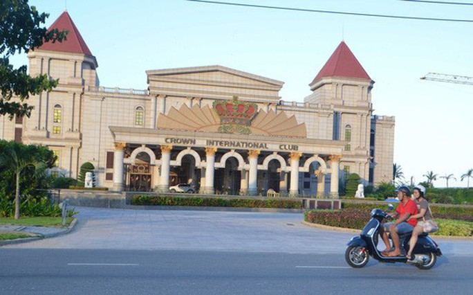 Doanh nghiệp Trung Quốc muốn xây sân golf ở Đà Nẵng - Ảnh 2.