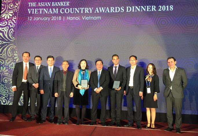The Asian Banker trao 3 giải thưởng cho VietinBank  - Ảnh 2.