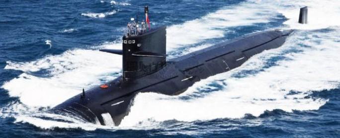 """Tàu ngầm tấn công Trung Quốc bất ngờ """"áp sát"""" Nhật Bản - Ảnh 1."""