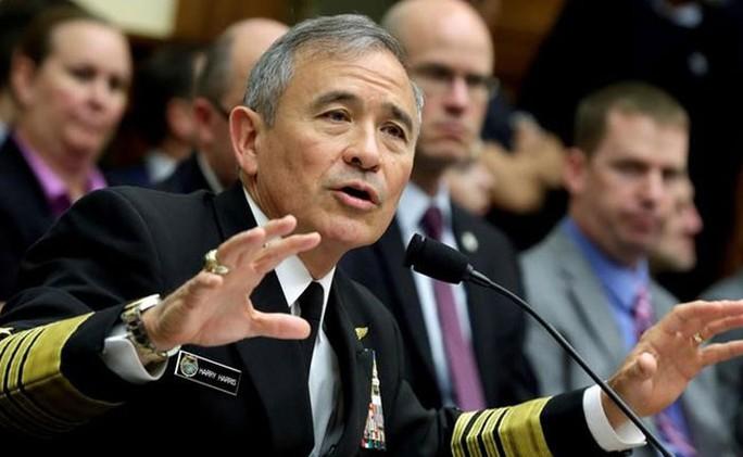 Đô đốc Mỹ vạch mặt Trung Quốc là thế lực gây rối tại biển Đông - Ảnh 1.