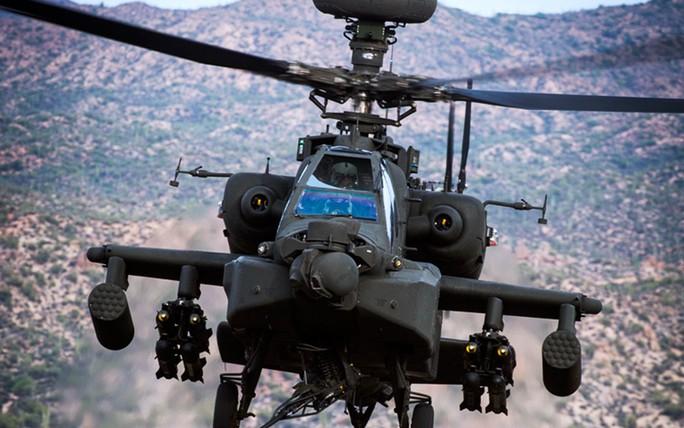 Mỹ: Rơi trực thăng quân sự, 2 binh sĩ thiệt mạng - Ảnh 1.