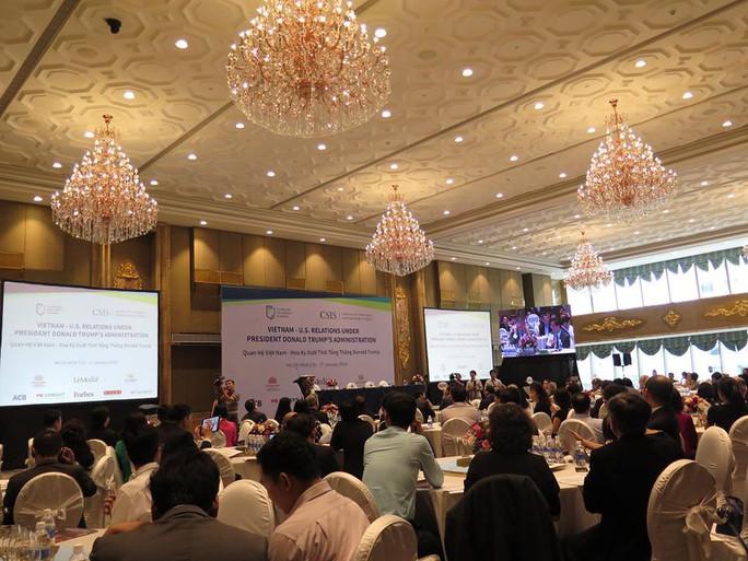 Việt Nam hết sức quan tâm thúc đẩy quan hệ với Hoa Kỳ - Ảnh 3.