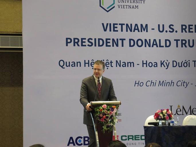 Việt Nam hết sức quan tâm thúc đẩy quan hệ với Hoa Kỳ - Ảnh 4.