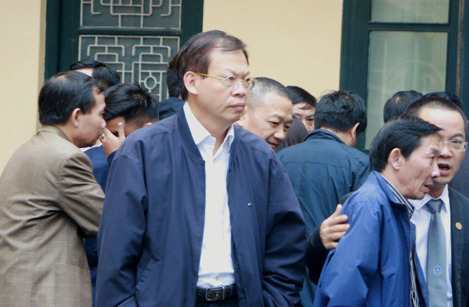 Tòa xử ông Đinh La Thăng: Luật sư đề nghị triệu tập thêm nhân chứng - Ảnh 9.