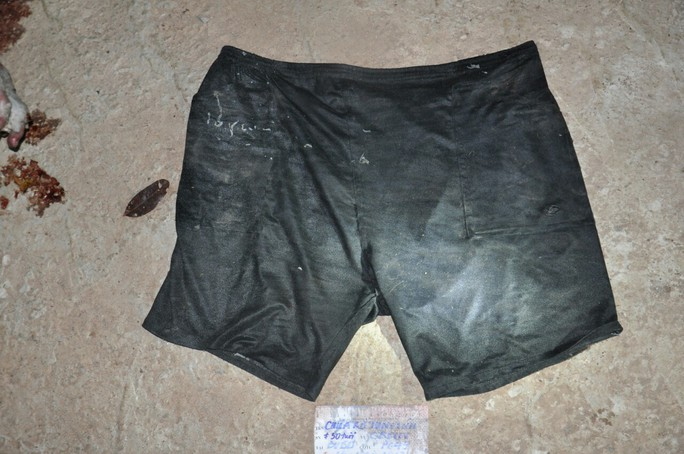 Kêu gọi nhận diện nạn nhân qua chiếc quần đùi - Ảnh 1.
