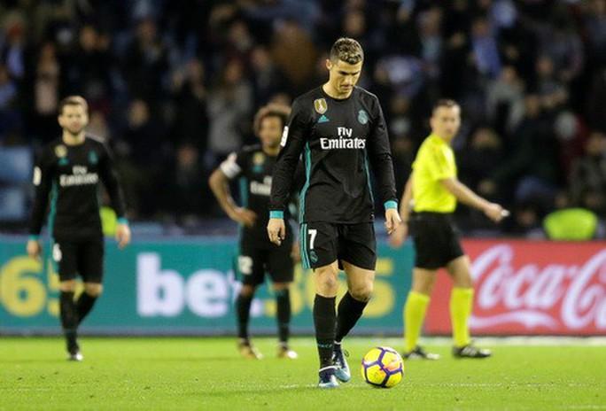 Hòa Celta Vigo, Real Madrid hết cơ hội giữ ngôi vô địch - Ảnh 4.