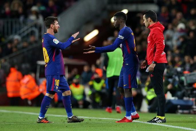 Thắng 5 sao Celta Vigo, Barcelona vào tứ kết Cúp Nhà vua - Ảnh 6.