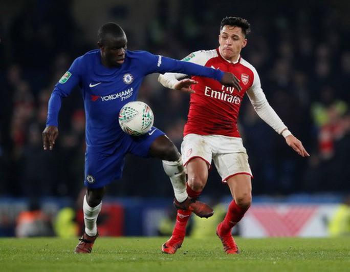 Derby không bàn thắng, Chelsea lo trắng tay trước Arsenal - Ảnh 1.