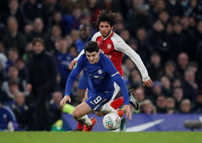Derby không bàn thắng, Chelsea lo trắng tay trước Arsenal - Ảnh 2.