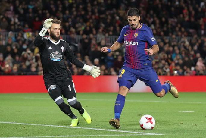Thắng 5 sao Celta Vigo, Barcelona vào tứ kết Cúp Nhà vua - Ảnh 4.