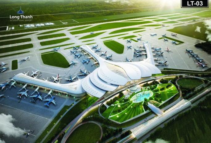 Đồng Nai đề xuất đường công vụ phục vụ sân bay Long Thành - Ảnh 1.