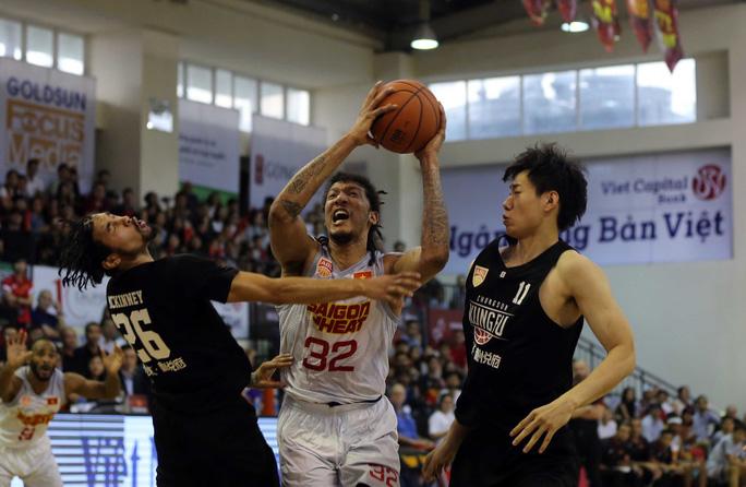 Saigon Heat có chiến thắng trên sân nhà - Ảnh 3.