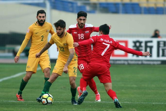 U23 Úc còn nhiều người quen Công Phượng, Xuân Trường - Ảnh 1.