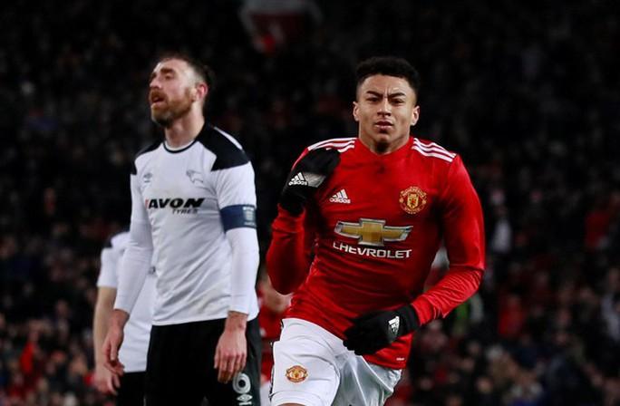 M.U và Liverpool thẳng tiến vòng 4 FA Cup - Ảnh 1.