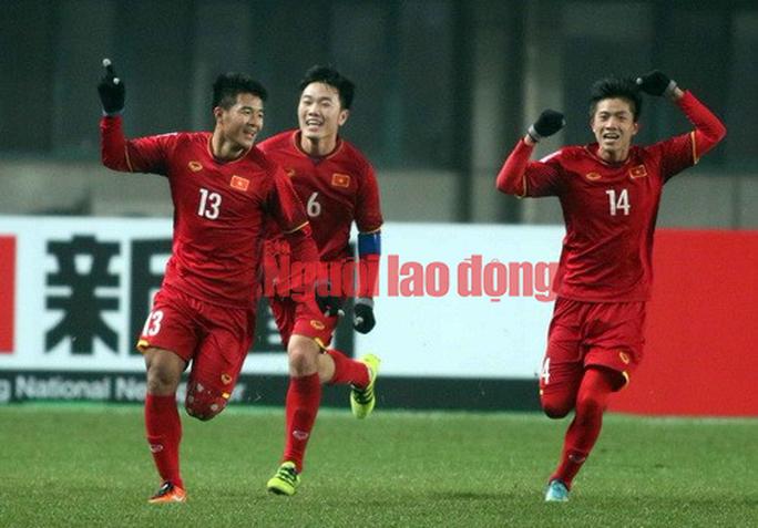 Cả ASEAN ủng hộ U23 Việt Nam trước bán kết Cúp châu Á - Ảnh 2.