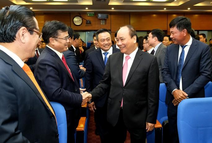 Thủ tướng trực tiếp trao quyết định bổ nhiệm tân Chủ tịch PVN - Ảnh 5.
