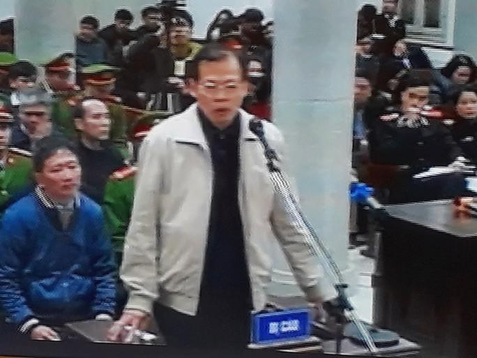 Ông Đinh La Thăng mong HĐXX xem xét trong bối cảnh 10 năm về trước - Ảnh 1.