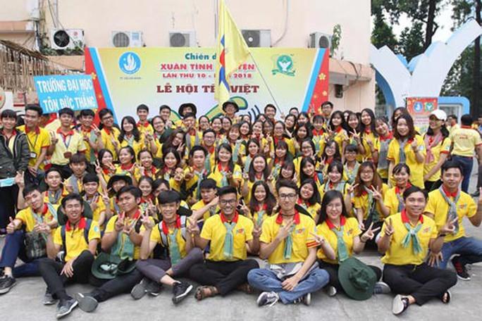 TP HCM khởi động chiến dịch Xuân tình nguyện - Ảnh 1.